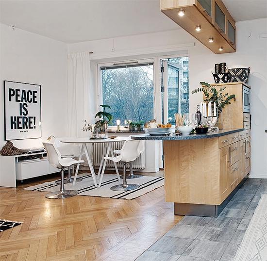 cozinha americana, ilha na cozinha, copa, living room, kitchen island