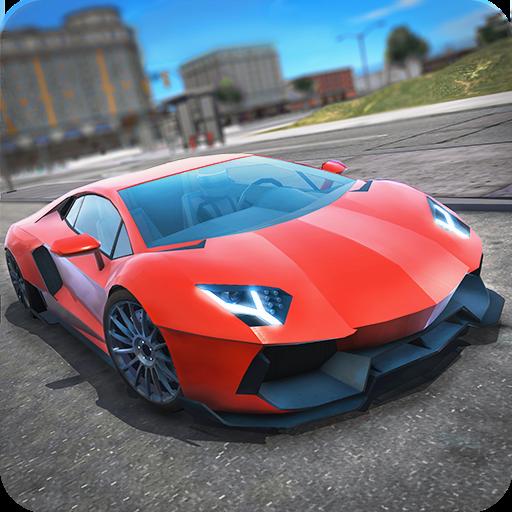 تحميل لعبة Ultimate Car Driving Simulator v2.5.3 مهكرة للاتدرويد نقود لا نهاية