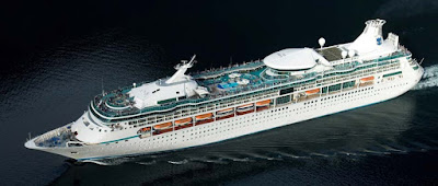 Royal Caribbean's Vision of the Seas to Sail From Cape Liberty, Bayonne in the Fall of 2017 to New England and Canada