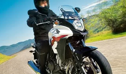 Review Honda CB650F