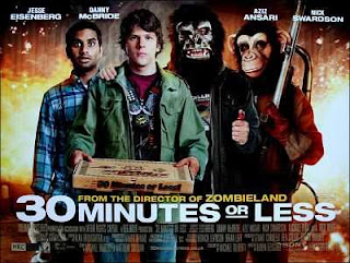 30 Minutes or Less (2011) Full Hindi Dubbed Movie Download 300mb BDRIP 480p