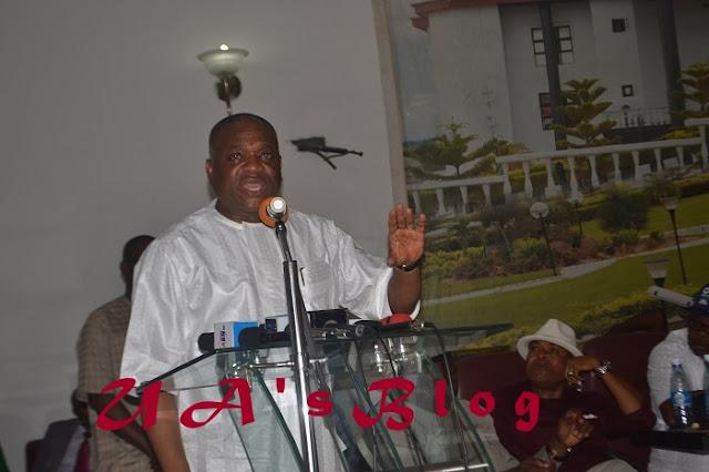 Orji Kalu Reacts To Osinbajo's Performance At Vice Presidential Debate