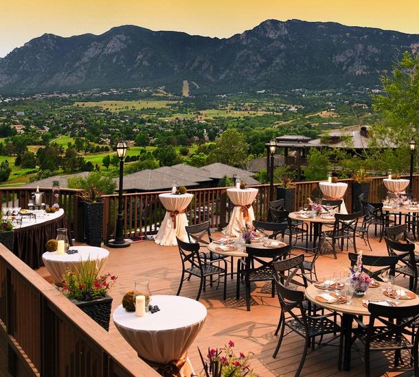 Cheyenne Mountain Resort: Theater Colorado: Wait Until Dark