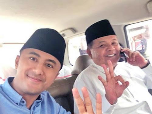 Aa Umbara dan Hengky Kurniawan
