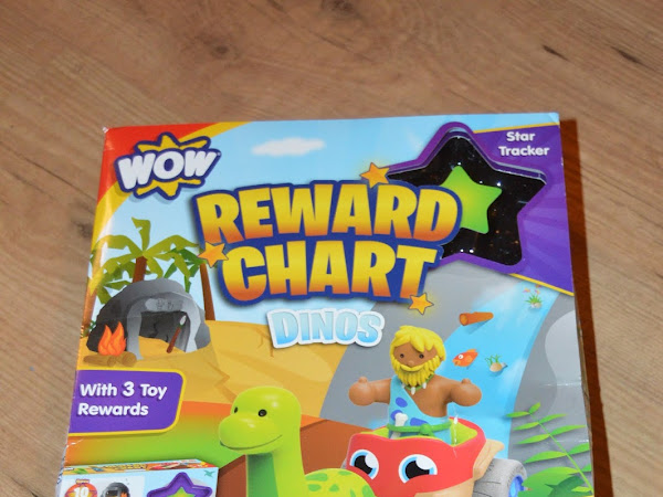 WOW Toys Magnetic Reward Chart Giveaway