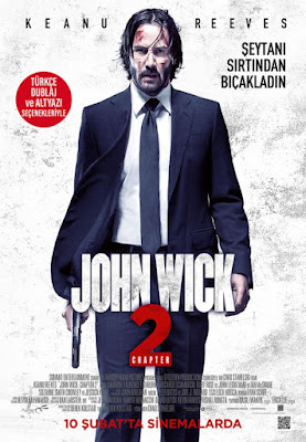 John Wick Chapter 2 International Poster 1