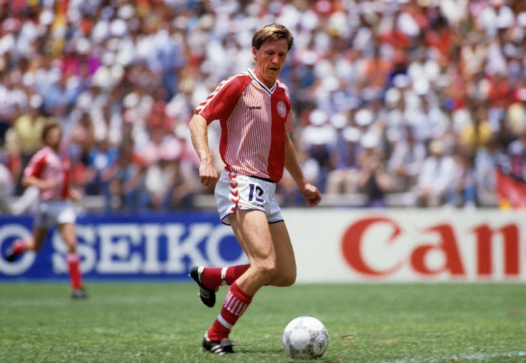 b7cb79a87 ... the special Hummel Denmark 2018 jersey is called the  Made by Denmark   shirt. It combines several iconic Hummel Denmark jerseys