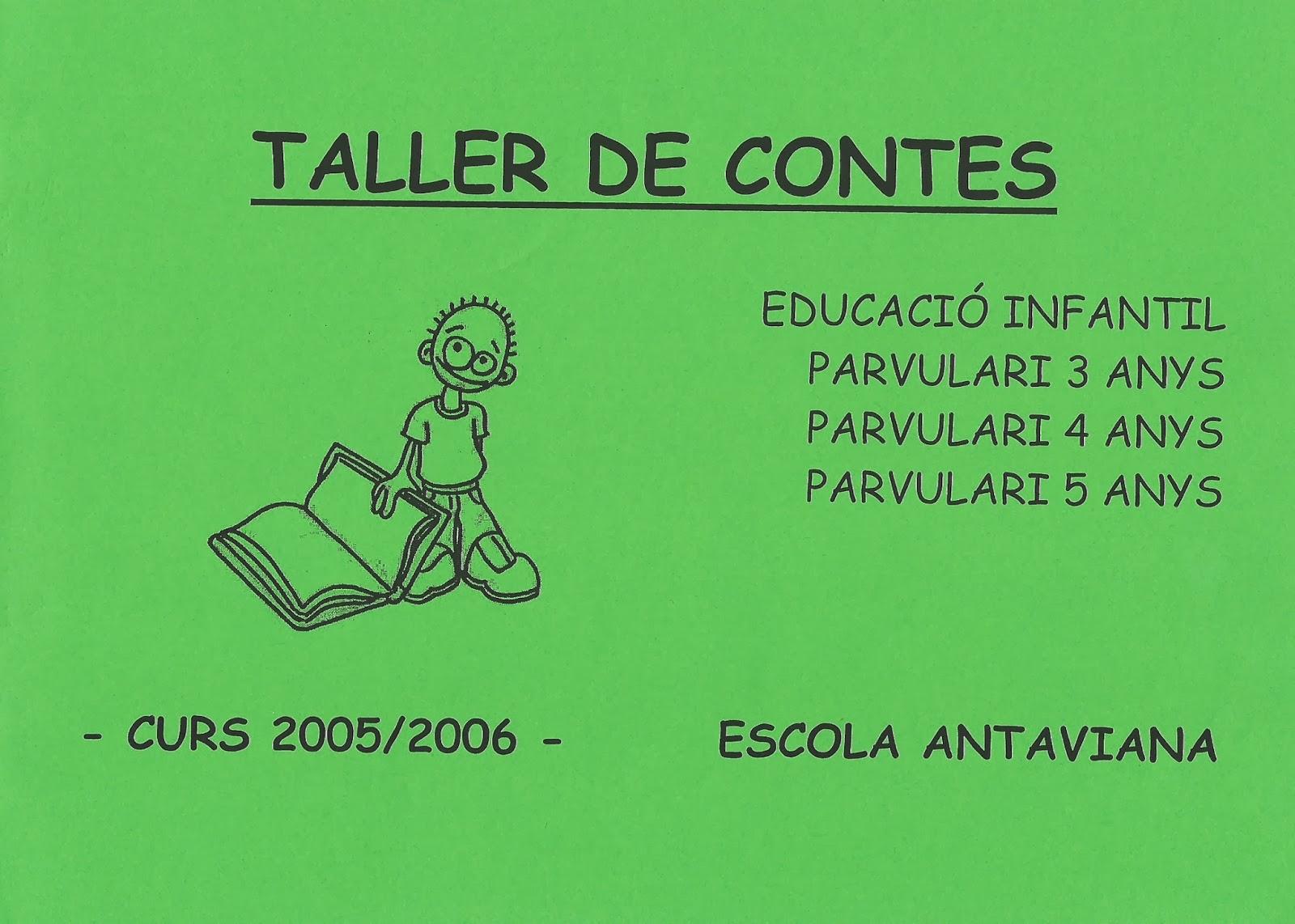 http://issuu.com/blocsdantaviana/docs/dossier_sencer_contes_2005-06