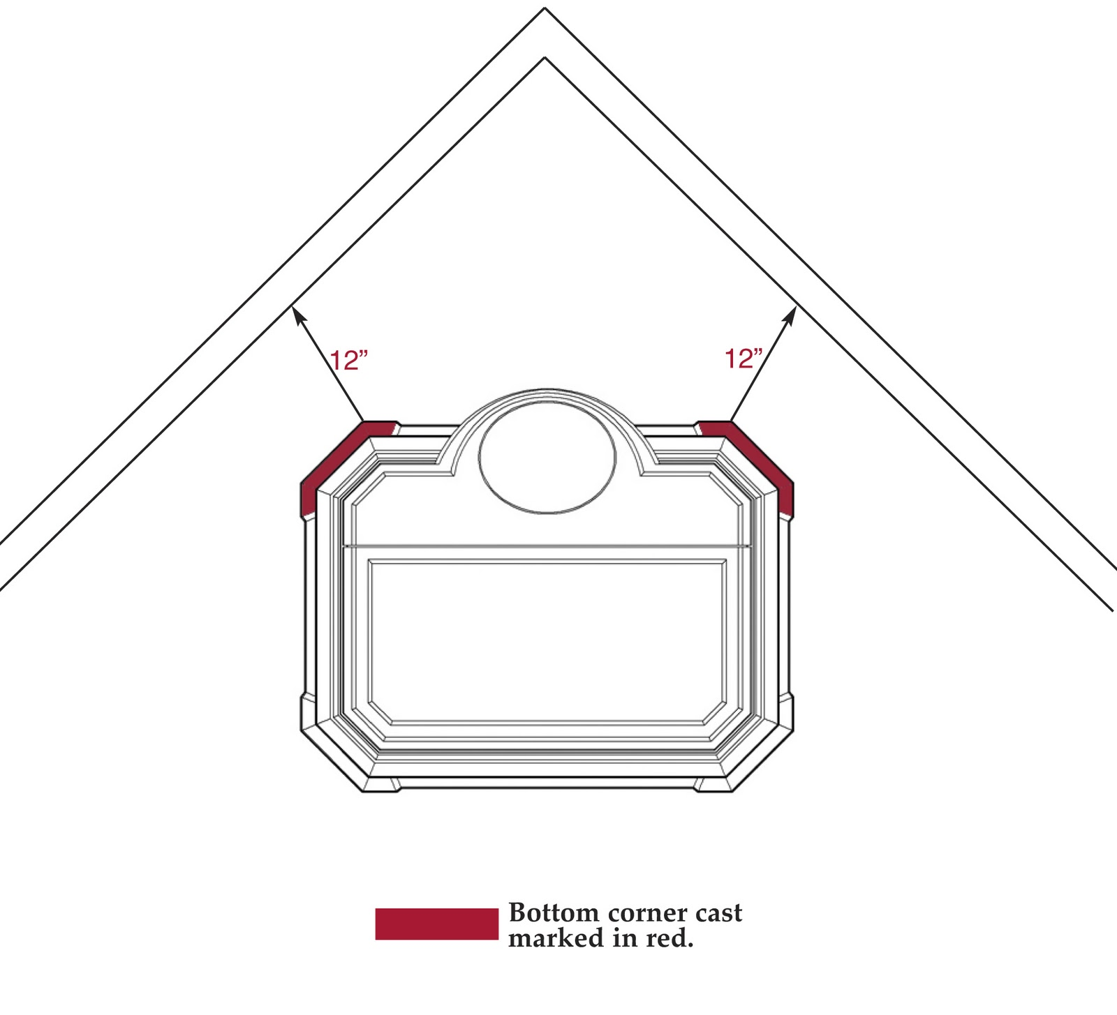 progress hybrid corner clearance [ 1600 x 1455 Pixel ]