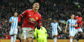 Huddersfield town vs Manchester United Live Streaming online Today 17.02.2018