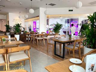 Cafe Trung Nguyên Legend tại tòa nhà Flemington Quận 11 - hình 1