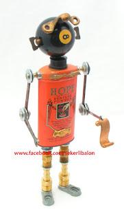 Çocuklarınıza bu harika robot tasarımları bir kere gösterebilir misiniz ?