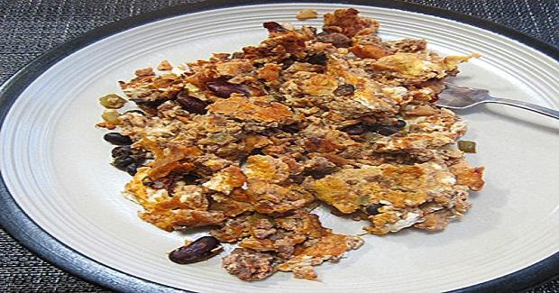 Chili And Eggs Recipe