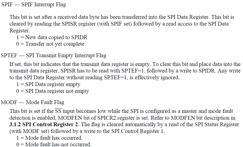 Verification Protocols: SPI Protocol
