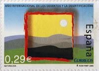 AÑO INTERNACIONAL DE LOS DESIERTOS Y LA DESERTIFICACIÓN