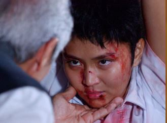 """Kasi Wala Kang Puso.."" Angel Locsin Told Richard Gutierrez On La Luna Sangre!"