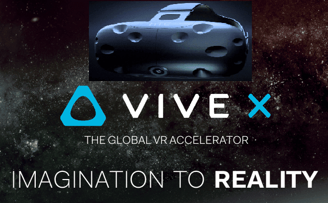 HTC Launches $100 Million Virtual Reality StartUp Fund
