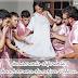 Casamento diferente: as madrinhas homens da noiva Rebeca Sinohara