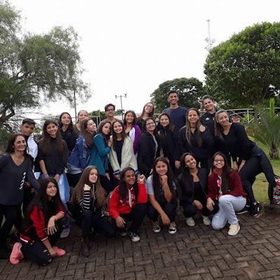Grupo de Dança de Borrazópolis passa em seletiva e vai se apresentar em Curitiba