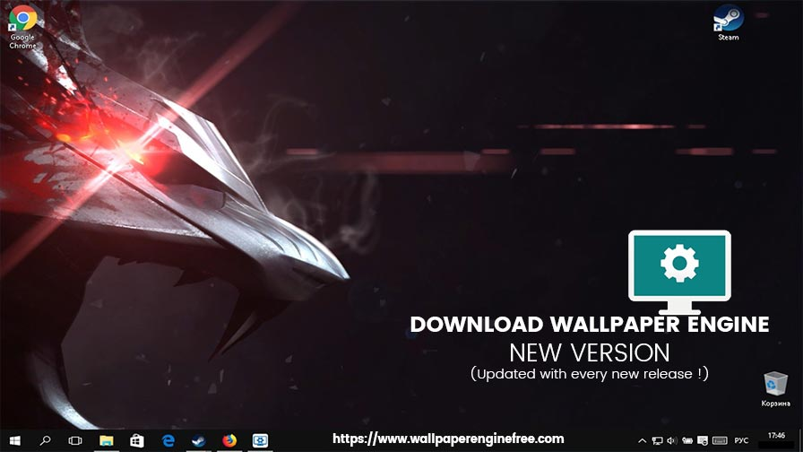 Wallpaper Engine Download Free For PC Without Steam – Updated On (October, 2018)
