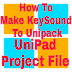 How to Make KeySound To Unipack