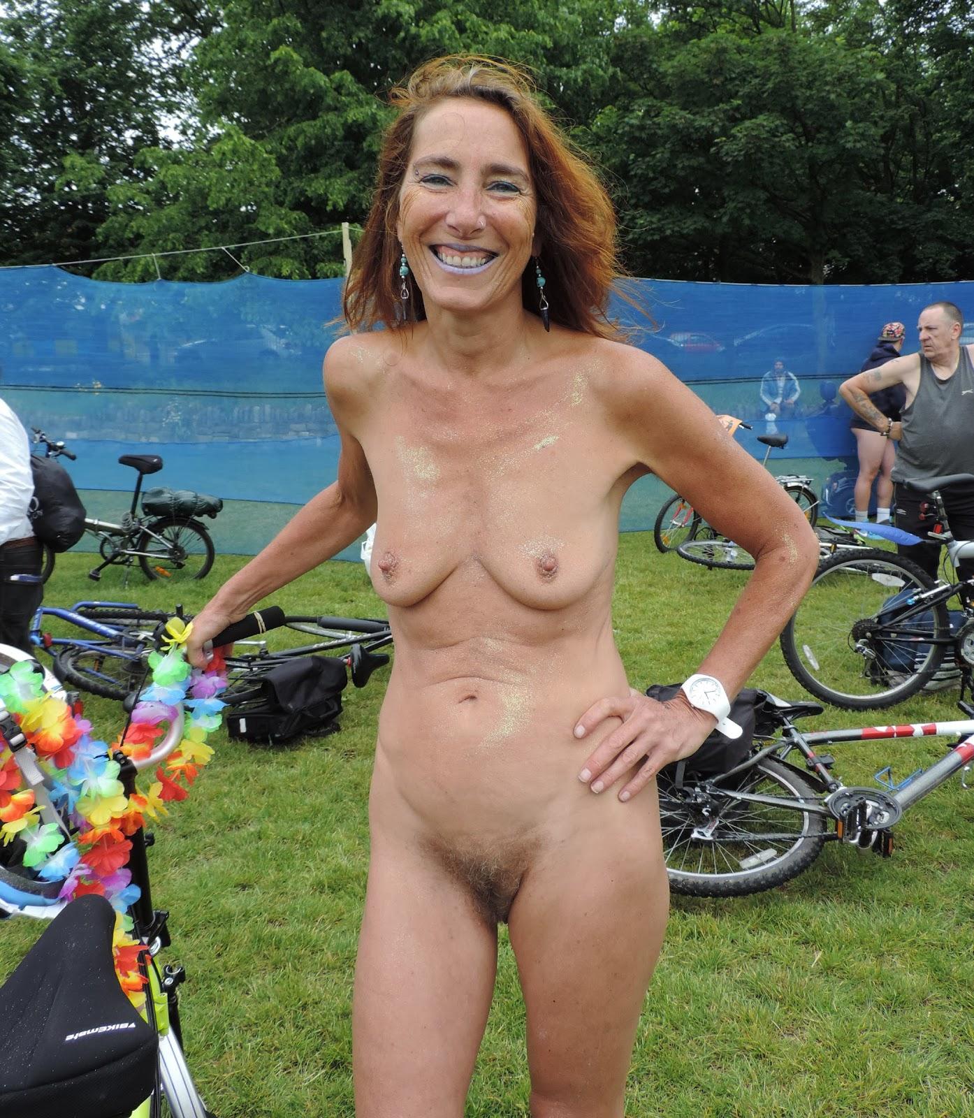 Public nuditity