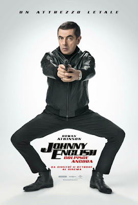 Johnny English Colpisce Ancora Atkinson