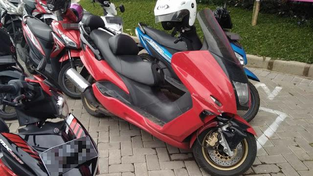 Yamaha Majesty 125cc YP 125