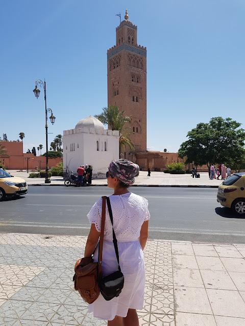 Canto del Muezzin Marrakech