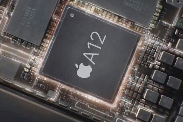 Chipset Apple A12 Bionic hanya untuk iPhone