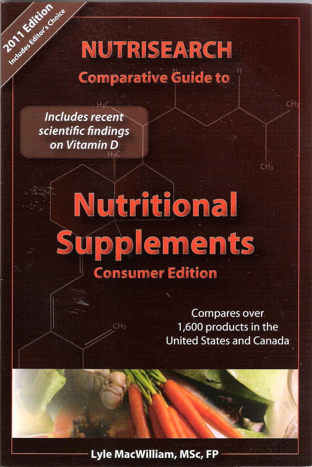 Comparative Guide To Nutritional Supplements Pdf