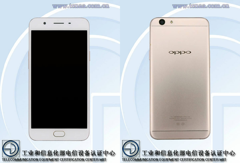 Oppo A59s Leaks At TENAA, Will Boast A Bigger 4 GB RAM And 16 MP Selfie Camera!