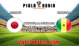 Prediksi Bola Jepang vs Senegal 24 Juni 2018