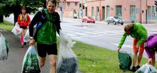 plogging-correre-rifiuti