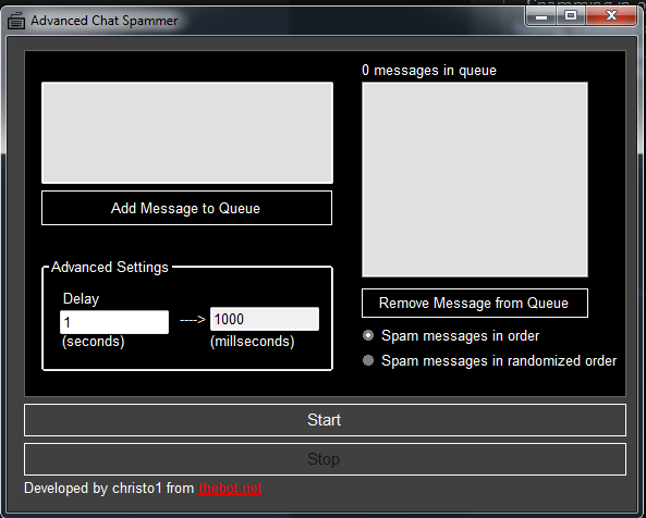 Chat Spammer Download Free   EarningWays