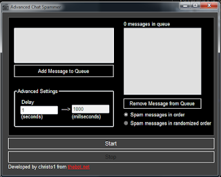 Chat Spammer Download Free