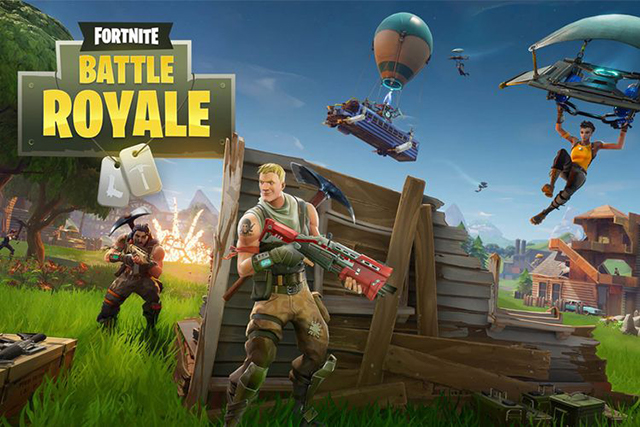 Fortnite - Game Battle Royale Android Terbaik
