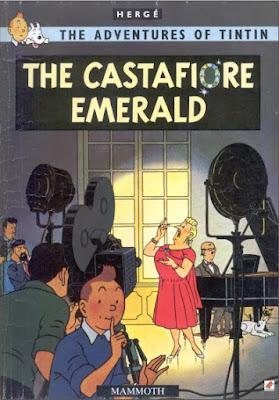 Download free ebook Tintin and the Castafiore Emerald pdf