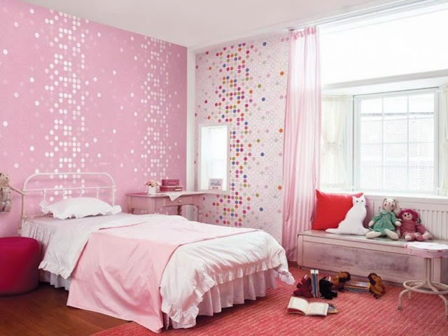 Pink Room Design: Make it a New Sensation Pink Room Design: Make it a New Sensation 6