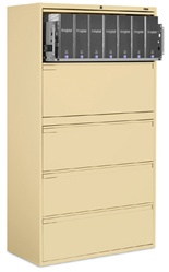 Global Series Lateral File Cabinet