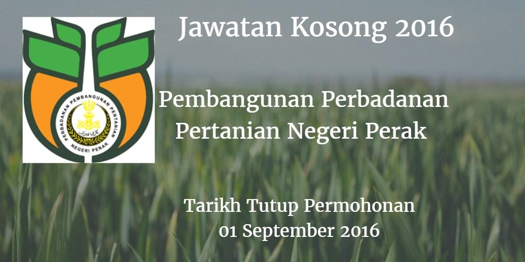 Jawatan Kosong PPPNP 01 September 2016
