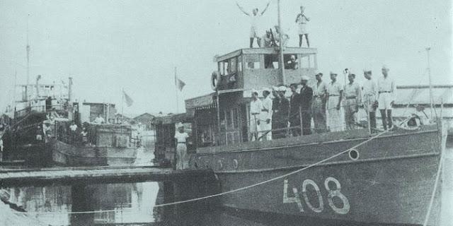KRI Gajah Mada, Kapal Perang RI Pertama Yang Ditenggelamkan Belanda