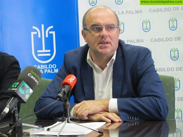 El Cabildo busca la colaboración del Gobierno Central para implantar la energía geotérmica en La Palma