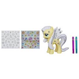 My Little Pony Design-a-Pony Fluttershy Brushable Pony