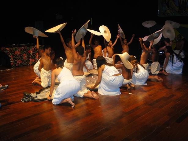 История появления танцев, которые используются в Капоэйра