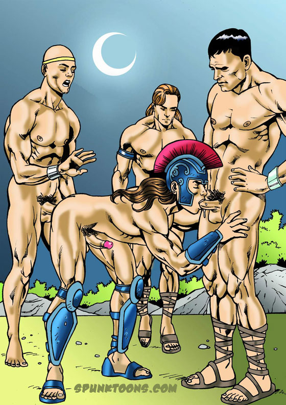 Russ Logo First Time Gay Sex with Lucas Garza - HDGayPorno