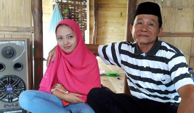 Kakek Sulaeman Nikahi Gadis Berusia 18 Tahun, Ini Mahar Yang Diberikannya, Jangan Kaget!