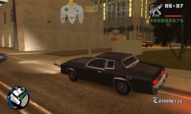 تحميل لعبة جاتا الجديدة GTA