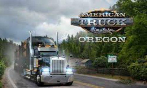 Download American Truck Simulator Oregon Free For PC