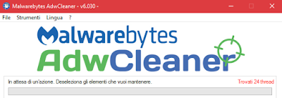 adwcleaner - ADWCleaner acquisita da Malwarebytes